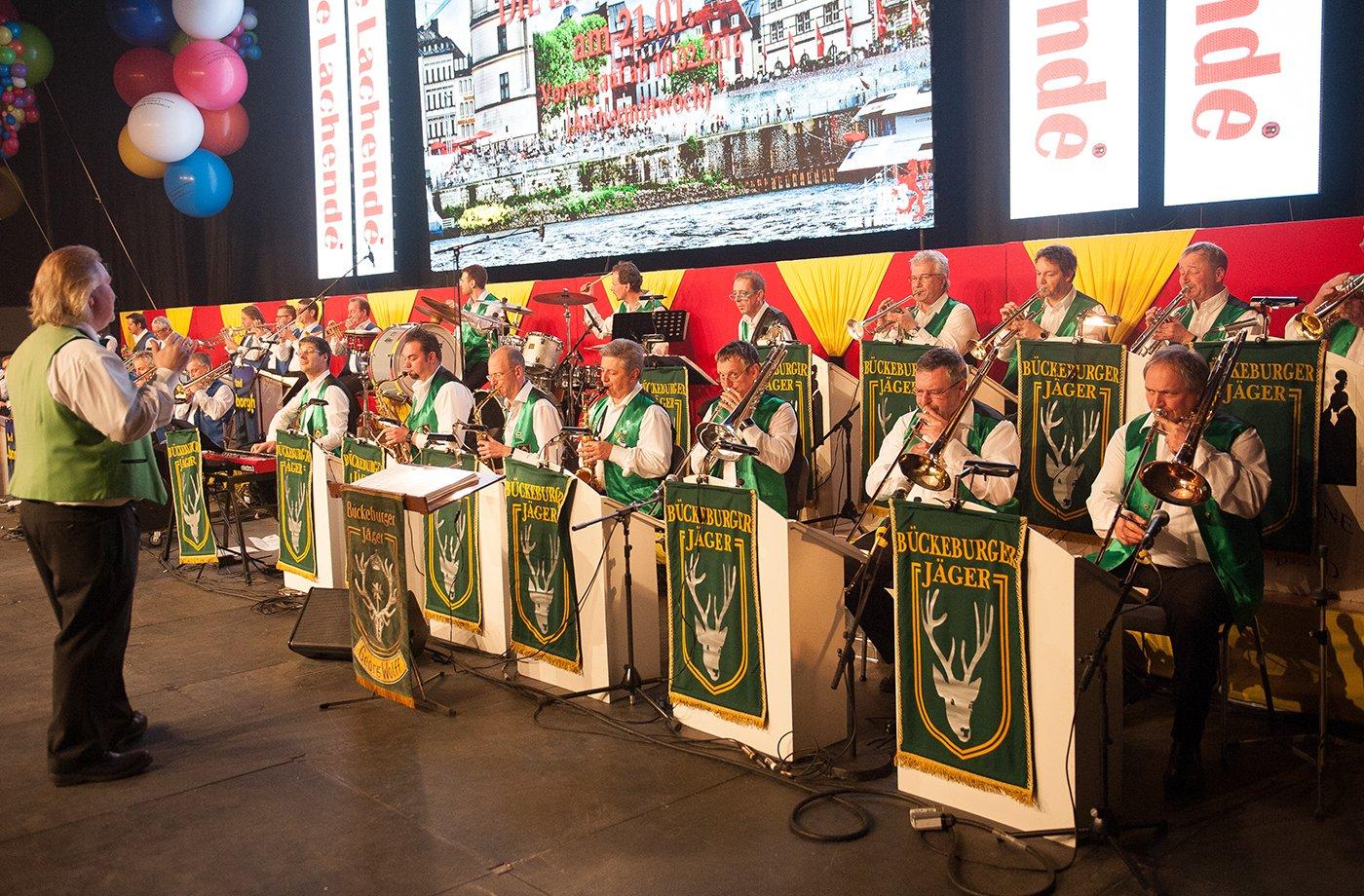 Bückeburger Jäger - Big Band